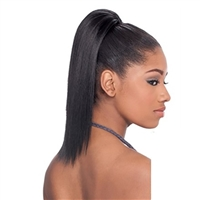 Glamourtress, wigs, weaves, braids, half wigs, full cap, hair, lace front, hair extension, nicki minaj style, Brazilian hair, crochet, hairdo, wig tape, remy hair, Lace Front Wigs, Remy Hair, Human Hair, Shake-N-Go Equal Yaky Straight Ponytail 12in