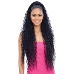 Glamourtress, wigs, weaves, braids, half wigs, full cap, hair, lace front, hair extension, nicki minaj style, Brazilian hair, crochet, hairdo, wig tape, remy hair, Lace Front Wigs, Remy Hair, Human Hair, Freetress Equal Synthetic Drawstring Ponytail - CRU