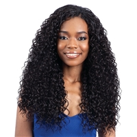 Glamourtress, wigs, weaves, braids, half wigs, full cap, hair, lace front, hair extension, nicki minaj style, Brazilian hair, crochet, hairdo, wig tape, remy hair, Lace Front Wigs, Remy Hair, Freetress Equal Malaysian Laguna Bundle Curl 7PCS (16, 18, 20)