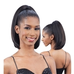 Glamourtress, wigs, weaves, braids, half wigs, full cap, hair, lace front, hair extension, nicki minaj style, Brazilian hair, crochet, hairdo, wig tape, remy hair, Lace Front Wigs, Remy Hair, Freetress Equal Drawstring Ponytail - LOOSE DEEP 2PCS