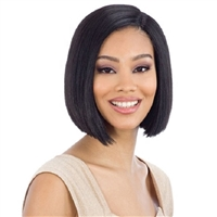 Glamourtress, wigs, weaves, braids, half wigs, full cap, hair, lace front, hair extension, nicki minaj style, Brazilian hair, crochet, hairdo, wig tape, remy hair, Lace Front Wigs, Remy Hair, Freetress Equal Synthetic Hair 5 Inch Lace Part Wig - VIVIAN