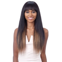 Glamourtress, wigs, weaves, braids, half wigs, full cap, hair, lace front, hair extension, nicki minaj style, Brazilian hair, crochet, hairdo, wig tape, remy hair, Lace Front Wigs, Remy Hair, Human Hair, Freetress Equal Synthetic Wig - ARIANNA