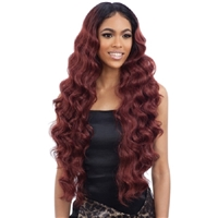Glamourtress, wigs, weaves, braids, half wigs, full cap, hair, lace front, hair extension, nicki minaj style, Brazilian hair, crochet, hairdo, wig tape, remy hair, Freetress Equal Baby Hair Lace Front Wig - BABY HAIR 102