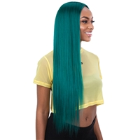 Glamourtress, wigs, weaves, braids, half wigs, full cap, hair, lace front, hair extension, nicki minaj style, Brazilian hair, crochet, hairdo, wig tape, remy hair, Lace Front Wigs, Remy Hair, Shake-N-Go Organique Mastermix Weave -  STRAIGHT30""