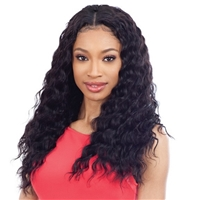 Glamourtress, wigs, weaves, braids, half wigs, full cap, hair, lace front, hair extension, nicki minaj style, Brazilian hair, crochet, hairdo, wig tape, remy hair, Lace Front Wigs, Remy Hair, Shake N Go Naked 100% Human Hair Crochet Braid LOOSE DEEP 10-18