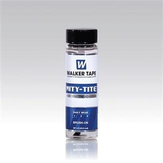 Walker Tape Glue Mity Tite Brush On 13oz