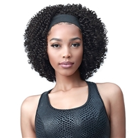 Glamourtress, wigs, weaves, braids, half wigs, full cap, hair, lace front, hair extension, nicki minaj style, Brazilian hair, crochet, hairdo, wig tape, remy hair, Lace Front Wigs, Remy Hair, Bobbi Boss Active Synthetic Hair Wig - M1008 HADDIE