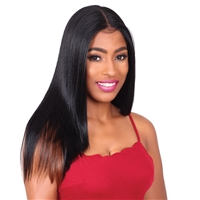 Glamourtress, wigs, weaves, braids, half wigs, full cap, lace front, hair extension, Brazilian hair, crochet, hairdo, wig tape, remy hair, Lace Front Wigs, Bohemian Brazilian Secret Premium Fiber 360 Hand Tied Lace Wig - 360 TESSA