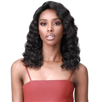 Glamourtress, wigs, braids, half wigs, full cap, hair, lace front, hair extension, nicki minaj style, Brazilian hair, crochet, hairdo, wig tape, remy hair, Lace Front Wigs, Remy Hair, Bobbi Boss Unprocessed Human Hair 360 Lace Wig - MHLF416 JANEL