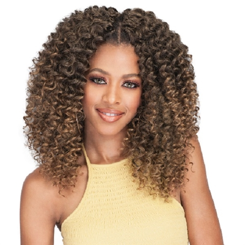 Crochet Braid Brazilian Deep Wave 10