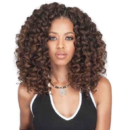Bobbi Boss Crochet Braid Brazilian French Wave 10