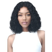 Glamourtress, wigs, weaves, braids, half wigs, full cap, hair, lace front, hair extension, nicki minaj style, Brazilian hair, crochet, hairdo, wig tape, remy hair, Lace Front Wigs, Bobbi Boss 100% Unprocessed Hair 4.5 inch Lace Part Wig - MHLP0006 ADANA