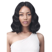 Glamourtress, wigs, weaves, braids, half wigs, full cap, hair, lace front, hair extension, nicki minaj style, Brazilian hair, crochet, hairdo, wig tape, remy hair, Lace Front Wigs, Bobbi Boss 100% Unprocessed Hair 4.5 inch Lace Part Wig - MHLP0004 ARABEL