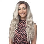 Glamourtress, wigs, weaves, braids, half wigs, full cap, hair, lace front, hair extension, nicki minaj style, Brazilian hair, crochet, hairdo, wig tape, remy hair, Lace Front Wigs, Bobbi Boss Premium Synthetic Secret Lace 13x7 Extended Lace Frontal Wig -