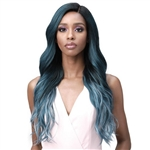Glamourtress, wigs, weaves, braids, half wigs, full cap, hair, lace front, hair extension, nicki minaj style, Brazilian hair, crochet, hairdo, wig tape, remy hair, Lace Front Wigs, Bobbi Boss Premium Synthetic Truly Me Lace Front Wig - MLF504 WYNTER