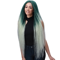 Glamourtress, wigs, weaves, braids, half wigs, full cap, hair, lace front, hair extension, nicki minaj style, Brazilian hair, crochet, hairdo, wig tape, remy hair, Lace Front Wigs, Bobbi Boss Synthetic Hair  Deep Part Lace Front Wig - SHEENA