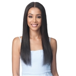 Glamourtress, wigs, weaves, braids, half wigs, full cap, hair, lace front, hair extension, nicki minaj style, Brazilian hair, wig tape, remy hair, Lace Front Wigs, BBobbi Boss 100% Unprocessed Virgin Remy 13X4 Lace Front Wig - MHLF508 Natural Straight 24