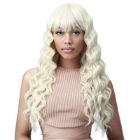 Glamourtress, wigs, weaves, braids, half wigs, full cap, hair, lace front, hair extension, nicki minaj style, Brazilian hair, crochet, hairdo, wig tape, remy hair, Lace Front Wigs, Remy Hair, Bobbi Boss Synthetic Hair Wig - MH1200 POLINA