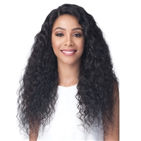Glamourtress, wigs, weaves, braids, half wigs, full cap, hair, lace front, hair extension, nicki minaj style, Brazilian hair, crochet, wig tape, remy hair, Lace Front Wigs, Bobbi Boss 100% Unprocessed Remy Bundle Hair Full Lace Wig - NATURAL CURL 28