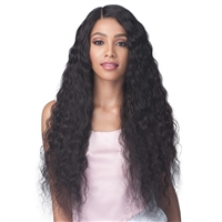 Glamourtress, wigs, weaves, braids, half wigs, full cap, hair, lace front, hair extension, nicki minaj style, Brazilian hair, crochet, wig tape, remy hair, Lace Front Wigs, Bobbi Boss 100% Unprocessed Remy Bundle Hair Full Lace Wig - NATURAL CURL 32