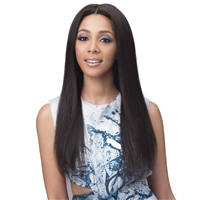 Glamourtress, wigs, weaves, braids, half wigs, full cap, hair, lace front, hair extension, nicki minaj style, Brazilian hair, crochet, wig tape, remy hair, Lace Front Wigs, Bobbi Boss 100% Unprocessed Remy Bundle Hair Full Lace Wig - STRAIGHT 24
