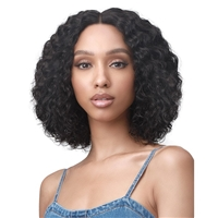 Glamourtress, wigs, weaves, braids, half wigs, full cap, hair, lace front, hair extension, nicki minaj style, Brazilian hair, crochet, wig tape, remy hair, Lace Front Wigs, Bobbi Boss MEDIFRESH 100% Unprocessed HD Boss Lace Wig - MHLF440 TASHANA