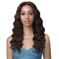 Glamourtress, wigs, weaves, braids, half wigs, full cap, hair, lace front, hair extension, nicki minaj style, Brazilian hair, crochet, wig tape, remy hair, Bobbi Boss 100% Unprocessed Human Hair 13X4 HD 360 Lace Frontal Wig - MHLF516 NAHLA