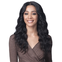 Glamourtress, wigs, weaves, braids, half wigs, full cap, hair, lace front, hair extension, nicki minaj style, Brazilian hair, crochet, wig tape, remy hair, Lace Front Wigs, Bobbi Boss 100% Virgin Remy Human Hair 13X4 Lace Frontal Wig - MHLF529 BRIGETTE