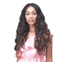 Glamourtress, wigs, weaves, braids, half wigs, full cap, hair, lace front, hair extension, nicki minaj style, Brazilian hair, crochet, hairdo, wig tape, remy hair, Lace Front Wigs, Bobbi Boss Synthetic HD Deep Lace Part Wig - MLF572 ELOISE