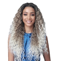 Glamourtress, wigs, weaves, braids, half wigs, full cap, hair, lace front, hair extension, nicki minaj style, Brazilian hair, crochet, hairdo, wig tape, remy hair, Lace Front Wigs, Bobbi Boss Synthetic Hair 360 13x4 Glueless Frontal Lace Wig CAMILLE