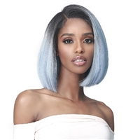 Glamourtress, wigs, weaves, braids, half wigs, full cap, hair, lace front, hair extension, nicki minaj style, Brazilian hair, crochet, hairdo, wig tape, remy hair, Lace Front Wigs, Bobbi Boss Synthetic Hair 13x7 Glueless Frontal Lace Wig - MLF454 KEVA