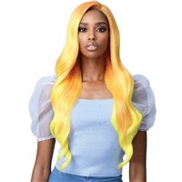 Glamourtress, wigs, weaves, braids, half wigs, full cap, hair, lace front, hair extension, nicki minaj style, Brazilian hair, crochet, hairdo, wig tape, remy hair, Lace Front Wigs, Bobbi Boss Human Hair Secret Lace 13X7 Lace Frontal Wig - MLF393 STARLA