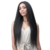 Glamourtress, wigs, weaves, braids, half wigs, full cap, hair, lace front, hair extension, nicki minaj style, Brazilian hair, crochet, hairdo, wig tape, remy hair, Bobbi Boss Miss Origin Designer Mix 12A Weave Bundle - KINKY PERM YAKY 3PC + FREE CLOSURE