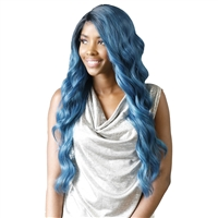 Glamourtress, wigs, weaves, braids, half wigs, full cap, lace front, hair extension, Brazilian hair, crochet, hairdo, wig tape, remy hair, Lace Front Wigs, Bohemian Natural Hairline Premium Lace Wig - CASSIE
