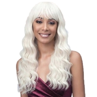 Glamourtress, wigs, weaves, braids, half wigs, full cap, hair, lace front, hair extension, nicki minaj style, Brazilian hair, crochet, hairdo, wig tape, remy hair, Lace Front Wigs, Remy Hair, Bobbi Boss Premium Synthetic Hair Wig - M483 BRIAR