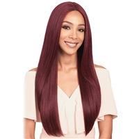 Glamourtress, wigs, weaves, braids, half wigs, full cap, hair, lace front, hair extension, nicki minaj style, Brazilian hair, crochet, hairdo, wig tape, remy hair, Lace Front Wigs, Remy Hair, Human Hair, Bobbi Boss Synthetic Hair Deep Part Wig - M740 KIM