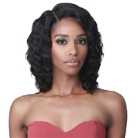 Glamourtress, wigs, weaves, braids, half wigs, full cap, hair, lace front, hair extension, nicki minaj style, Brazilian hair, crochet, wig tape, remy hair, Lace Front Wigs, Bobbi Boss 100% Unprocessed Human Hair 13X6 Lace Frontal Wig - MHLF604 ALANIS