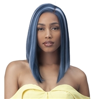 Glamourtress, wigs, weaves, braids, half wigs, full cap, hair, lace front, hair extension, nicki minaj style, Brazilian hair, crochet, hairdo, wig tape, remy hair, Bobbi Boss Synthetic 13X4 Deep Lace Wig - MLF232 MORGAN