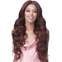 Glamourtress, wigs, weaves, braids, half wigs, full cap, hair, lace front, hair extension, nicki minaj style, Brazilian hair, crochet, hairdo, wig tape, remy hair, Bobbi Boss Synthetic Hair HD Lace Wig - MLF377 CORDELIA