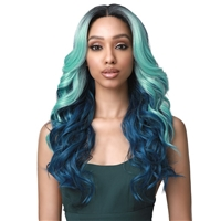 Glamourtress, wigs, weaves, braids, half wigs, full cap, hair, lace front, hair extension, nicki minaj style, Brazilian hair, crochet, hairdo, wig tape, remy hair, Bobbi Boss Synthetic Hair Lace Front Wig - MLF425 ANDRINA