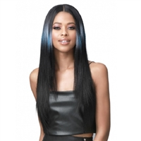 Glamourtress, wigs, weaves, braids, half wigs, full cap, hair, lace front, hair extension, nicki minaj style, Brazilian hair, crochet, hairdo, wig tape, remy hair, Bobbi Boss Synthetic Hair Lace Front Wig - MLF460 ALECTA