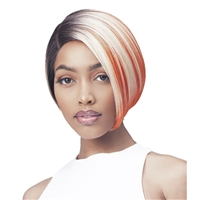 Glamourtress, wigs, weaves, braids, half wigs, full cap, hair, lace front, hair extension, nicki minaj style, Brazilian hair, crochet, hairdo, wig tape, remy hair, Bobbi Boss Synthetic Hair Lace Front Wig - MLF469 VIVA