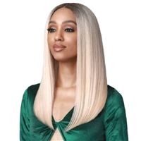 Glamourtress, wigs, weaves, braids, half wigs, full cap, hair, lace front, hair extension, nicki minaj style, Brazilian hair, crochet, hairdo, wig tape, remy hair, Bobbi Boss Synthetic Hair 13x5 HD Frontal Lace Wig - MLF470 CHERIE