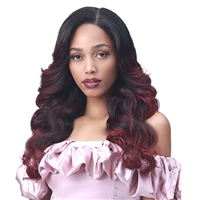 Glamourtress, wigs, weaves, braids, half wigs, full cap, hair, lace front, hair extension, nicki minaj style, Brazilian hair, crochet, hairdo, wig tape, remy hair, Bobbi Boss Synthetic Hair 13x7 HD Frontal Lace Wig - MLF474 CYNTHIA