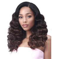 Glamourtress, wigs, weaves, braids, half wigs, full cap, hair, lace front, hair extension, nicki minaj style, Brazilian hair, crochet, hairdo, wig tape, remy hair, Bobbi Boss Synthetic Hair 13x7 HD Frontal Lace Wig - MLF475 ZUELIA