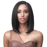 Glamourtress, wigs, weaves, braids, half wigs, full cap, hair, lace front, hair extension, nicki minaj style, Brazilian hair, crochet, hairdo, wig tape, remy hair, Bobbi Boss Synthetic Hair 13x7 HD Frontal Lace Wig - MLF478 KARY