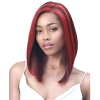 Glamourtress, wigs, weaves, braids, half wigs, full cap, hair, lace front, hair extension, nicki minaj style, Brazilian hair, crochet, hairdo, wig tape, remy hair, Bobbi Boss Synthetic 13X7 Deep Part Lace Front Wig - MLF601 JODI