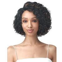 Glamourtress, wigs, weaves, braids, half wigs, full cap, hair, lace front, hair extension, nicki minaj style, Brazilian hair, crochet, hairdo, wig tape, remy hair, Bobbi Boss Premium Synthetic HD Lace Part Wig - MLP21 JESSIE