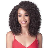 Glamourtress, wigs, weaves, braids, half wigs, full cap, hair, lace front, hair extension, nicki minaj style, Brazilian hair, crochet, hairdo, wig tape, remy hair, Lace Front Wigs, Bobbi Boss Curlify Natural Curl Series Lace Front Wig MLF406 ETTA