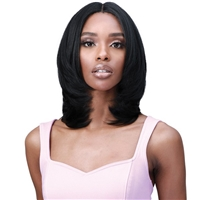 Glamourtress, wigs, weaves, braids, half wigs, full cap, hair, lace front, hair extension, nicki minaj style, Brazilian hair, crochet, hairdo, wig tape, remy hair, Lace Front Wigs, Bobbi Boss Premium Synthetic Lace Front Wig - MLF321 FAGO LACE